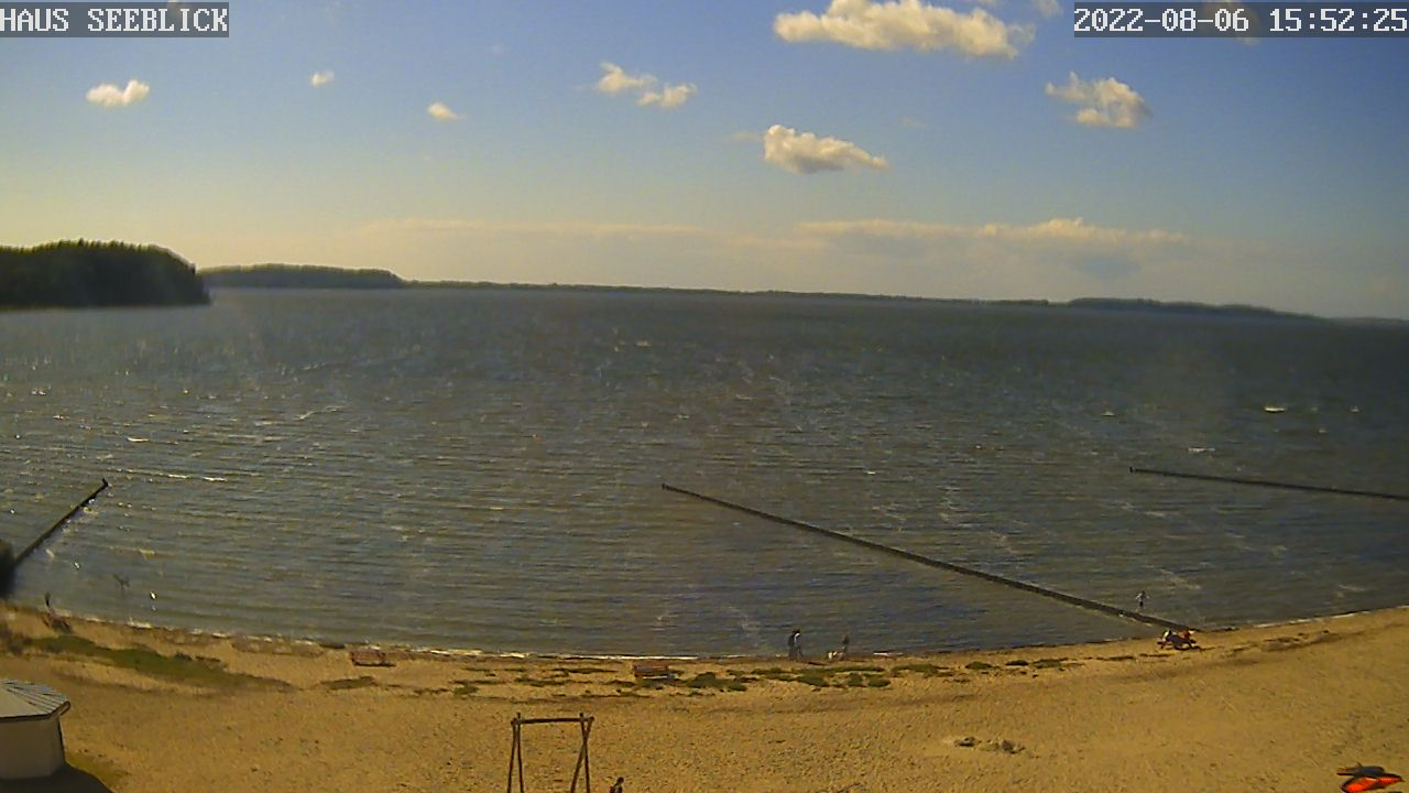 Live Webcam Rügen Strand